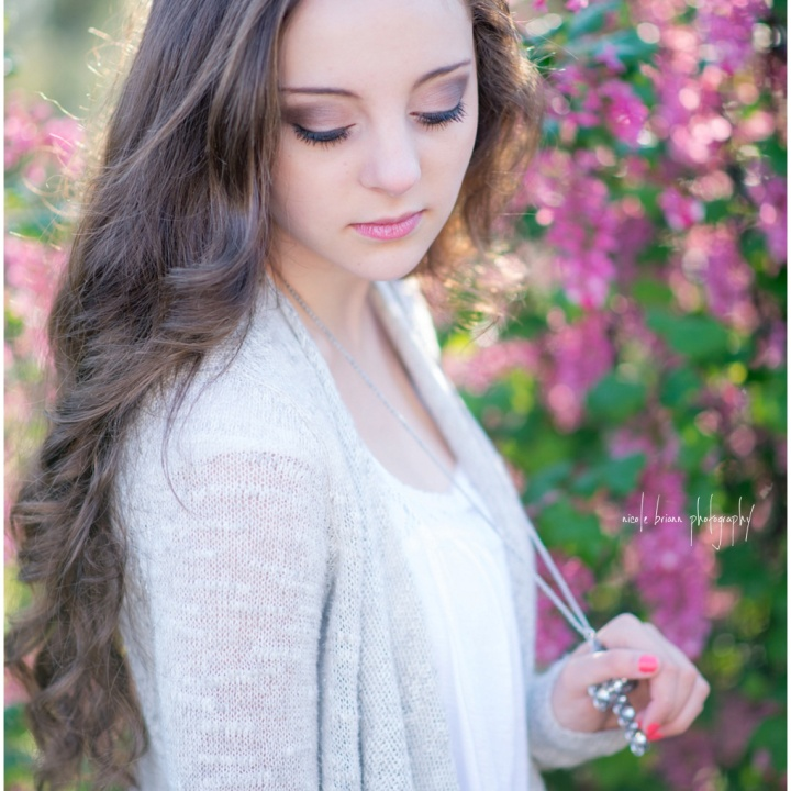 nicole briann photography oregon senior photographer sweet home high school nbp model Ilima
